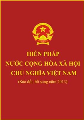 Kết quả hình ảnh cho Hiến pháp 2013